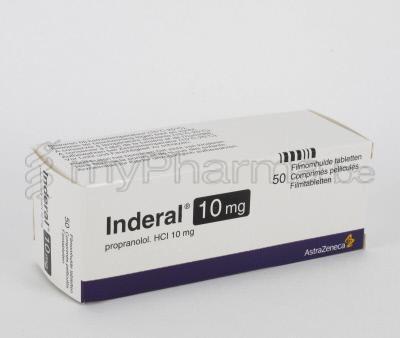 Inderal 10 mg Livraison Le Lendemain