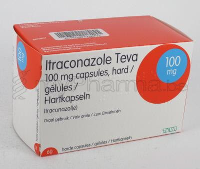 Itraconazole 100 Mg Adalah
