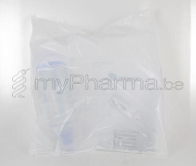 Pharmacie dansaert 1000 bruxelles chambre d inhalation masques - Chambre inhalation vortex ...
